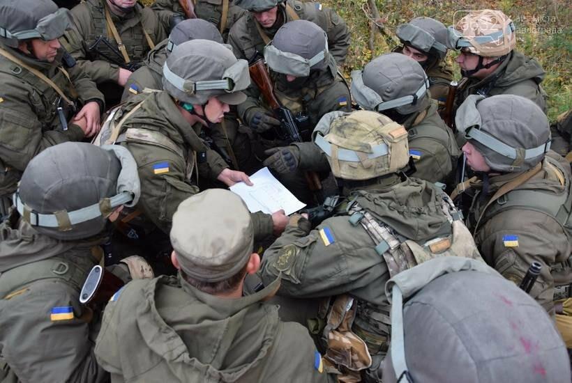 У військовій частині 3024 пройшли тактико-спеціальні навчання, фото-7