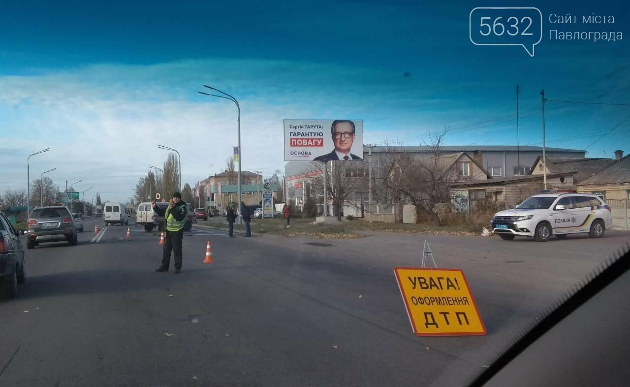 У Павлограді перевернулася карета «швидкої», яка везла хворого до лікарні, фото-1