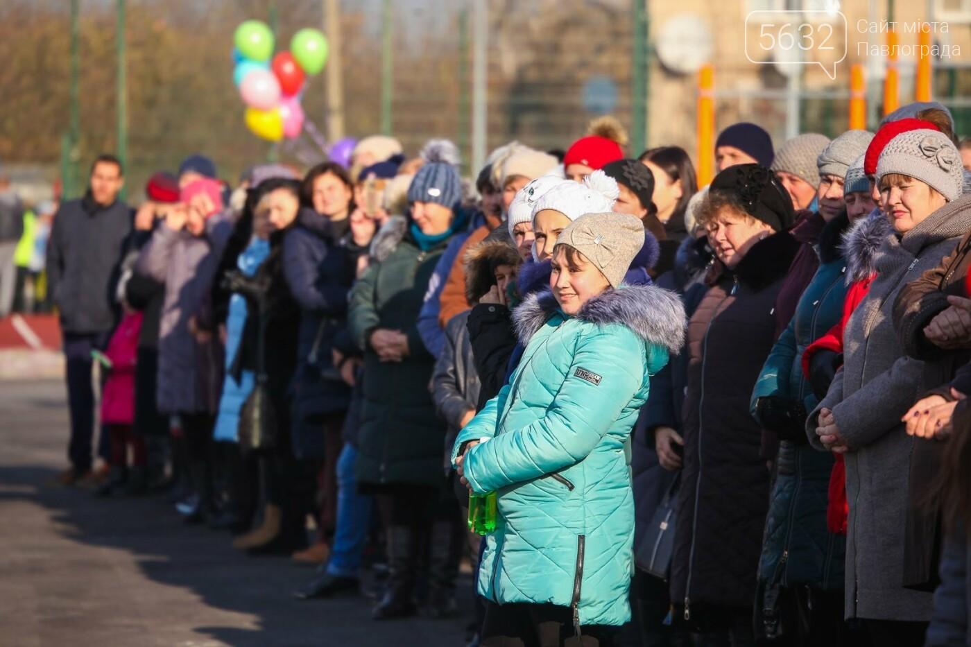 В центрі Юр'ївської об'єднаної громади урочисто відкрили сучасний стадіон , фото-4