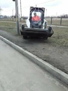 У Павлограді облагороджують територію вздовж паркової зони , фото-1
