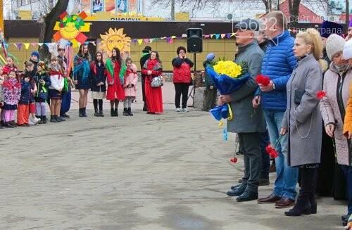 У Павлограді відсвяткували Масляну та день народження Кобзаря, фото-1