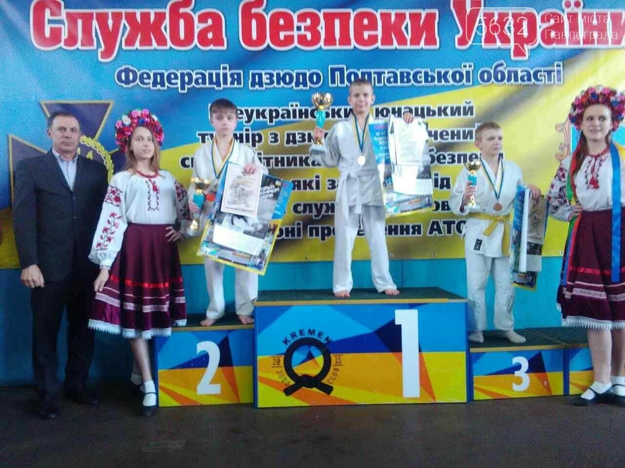 Тернівчани завоювали медалі на всеукраїнському турнірі з дзюдо, фото-1