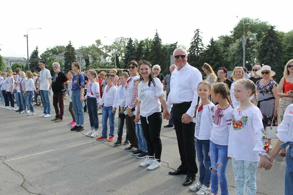 У Павлограді відсвяткували День вишиванки, фото-3