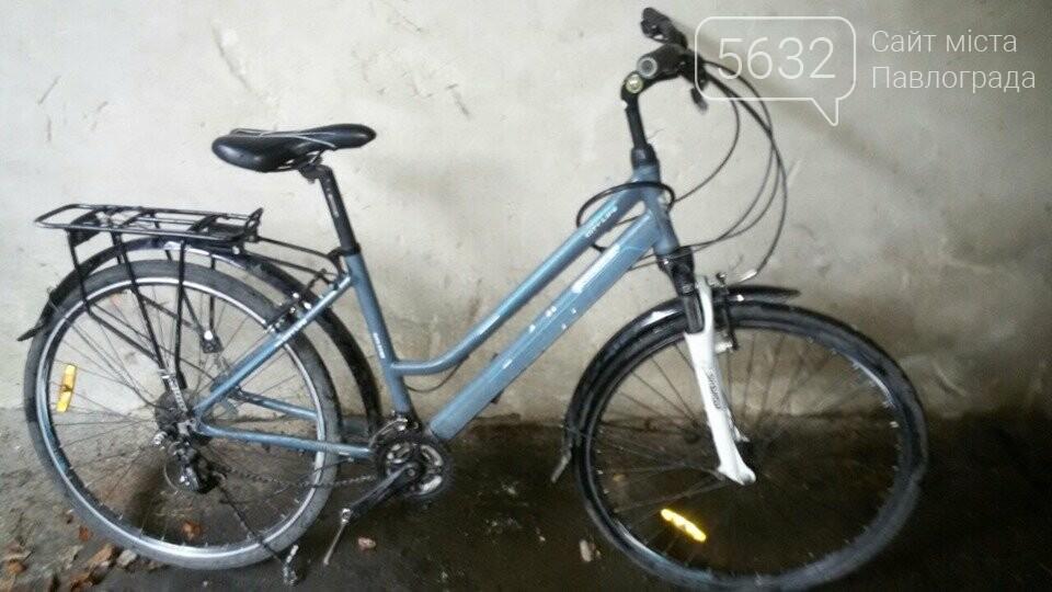 На Павлоградщині у жінки викрали велосипед, фото-1