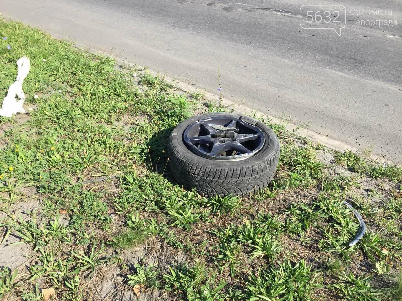 В Павлограде произошло ещё одно ДТП (ФОТО), фото-5