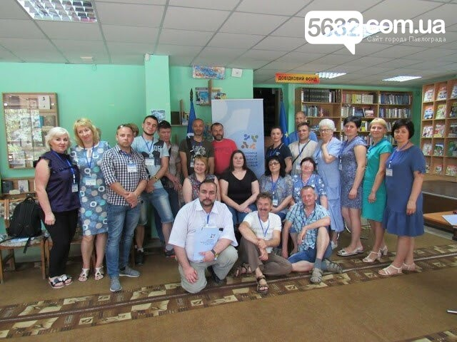 У Павлограді розпочато новий проект для учасників та ветеранів АТО і членів їхніх сімей, фото-6