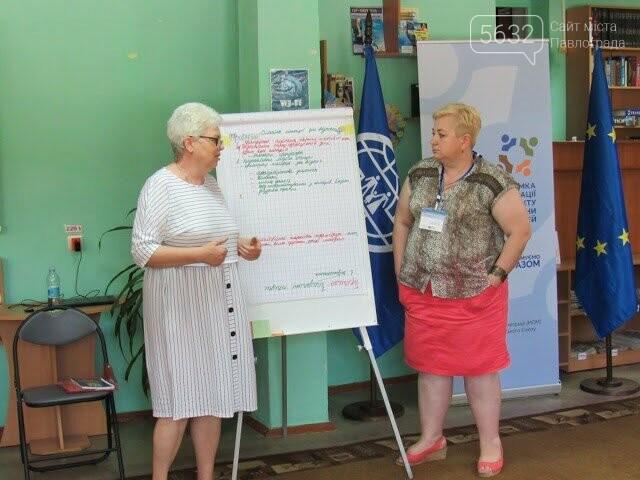 У Павлограді розпочато новий проект для учасників та ветеранів АТО і членів їхніх сімей, фото-3