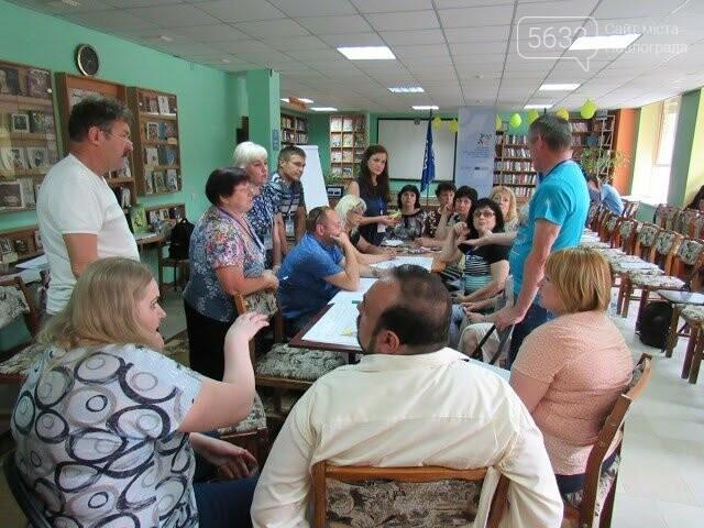 У Павлограді розпочато новий проект для учасників та ветеранів АТО і членів їхніх сімей, фото-2