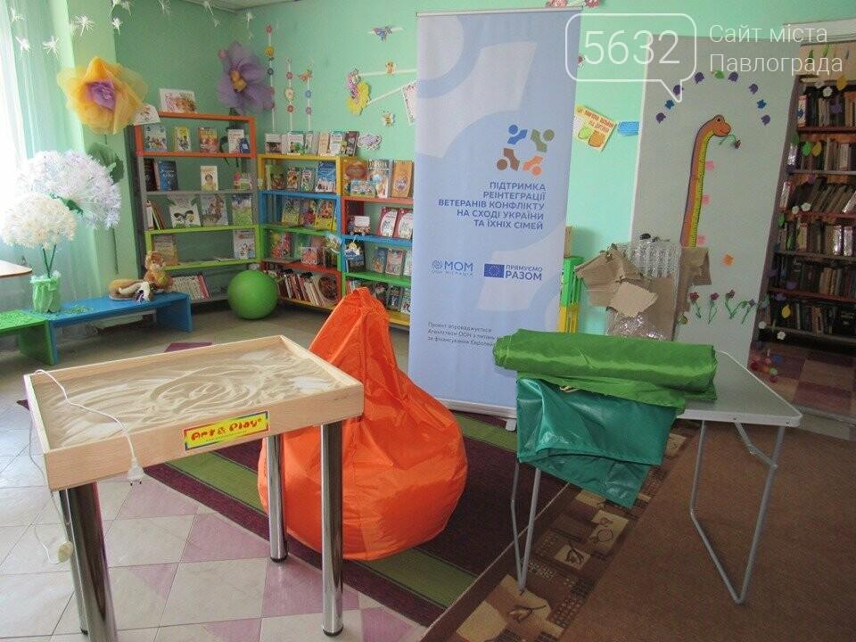 У Павлограді розпочато новий проект для учасників та ветеранів АТО і членів їхніх сімей, фото-5