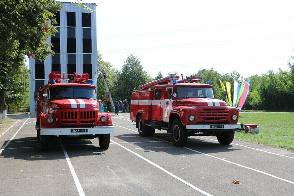 Павлоградські рятувальники посіли друге місце в обласних змаганнях, фото-1