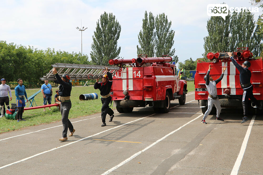 Павлоградські рятувальники посіли друге місце в обласних змаганнях, фото-3