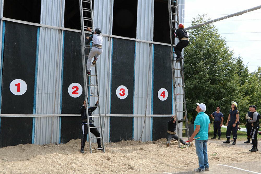 Павлоградські рятувальники посіли друге місце в обласних змаганнях, фото-6
