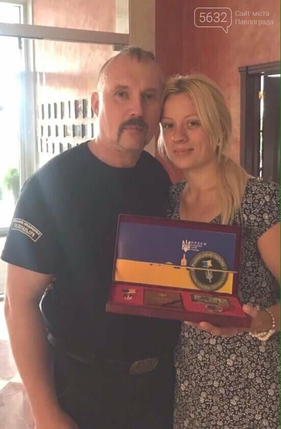 Врач из «Госпитальеров» получил награду «Народный Герой Украины», фото-2
