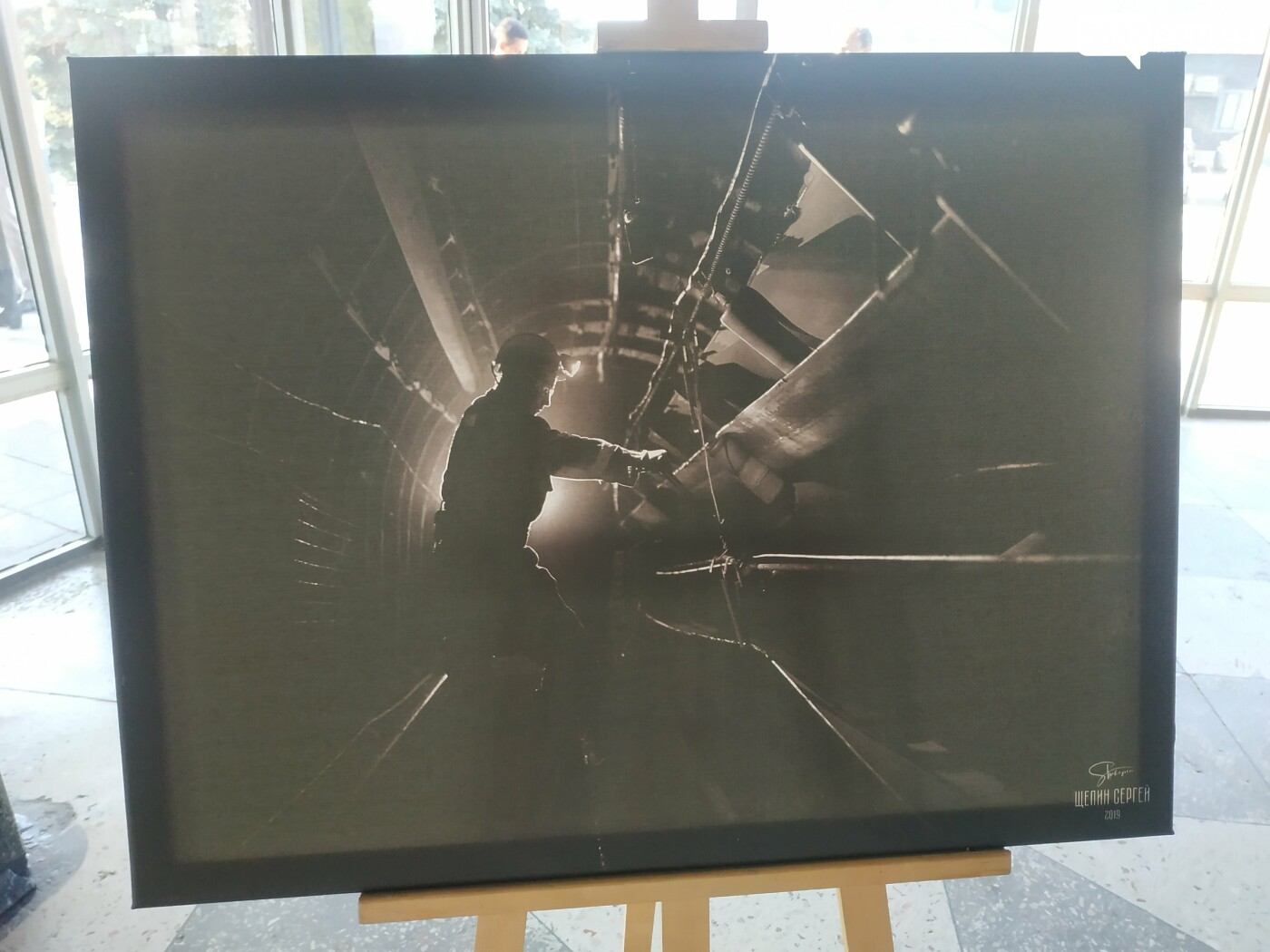 Накануне Дня шахтёра в Павлограде прошла фотовыставка, фото-5