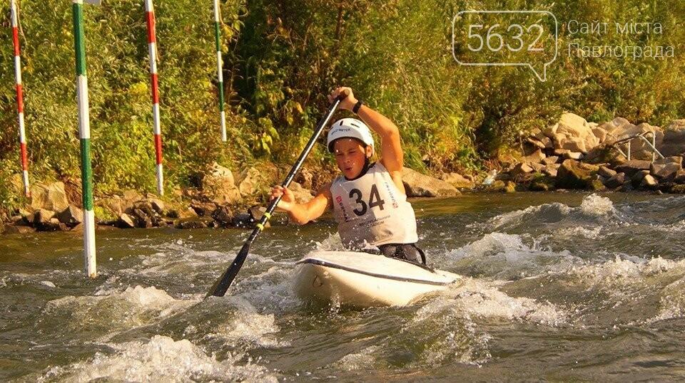 Павлоградские юные спортсмены по гребному слалому заняли 3-е место на Чемпионате Украины, фото-4