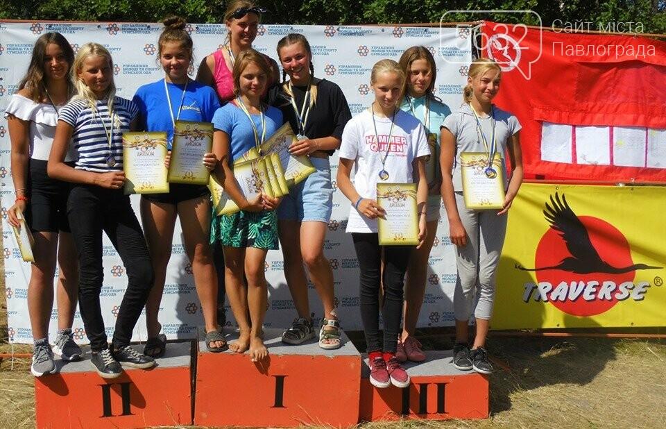 Павлоградские юные спортсмены по гребному слалому заняли 3-е место на Чемпионате Украины, фото-7