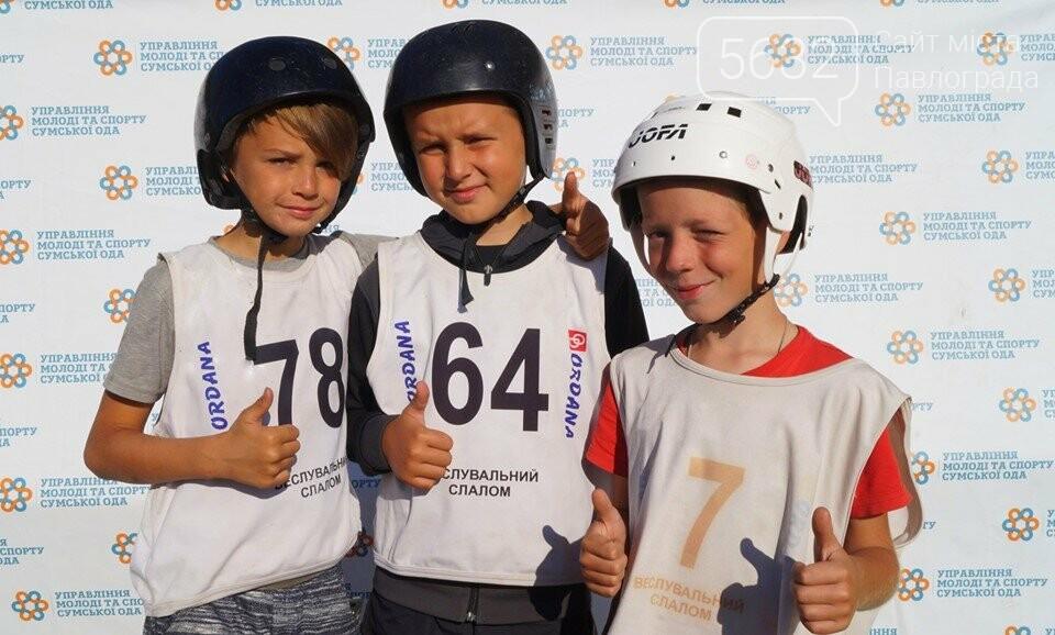 Павлоградские юные спортсмены по гребному слалому заняли 3-е место на Чемпионате Украины, фото-8