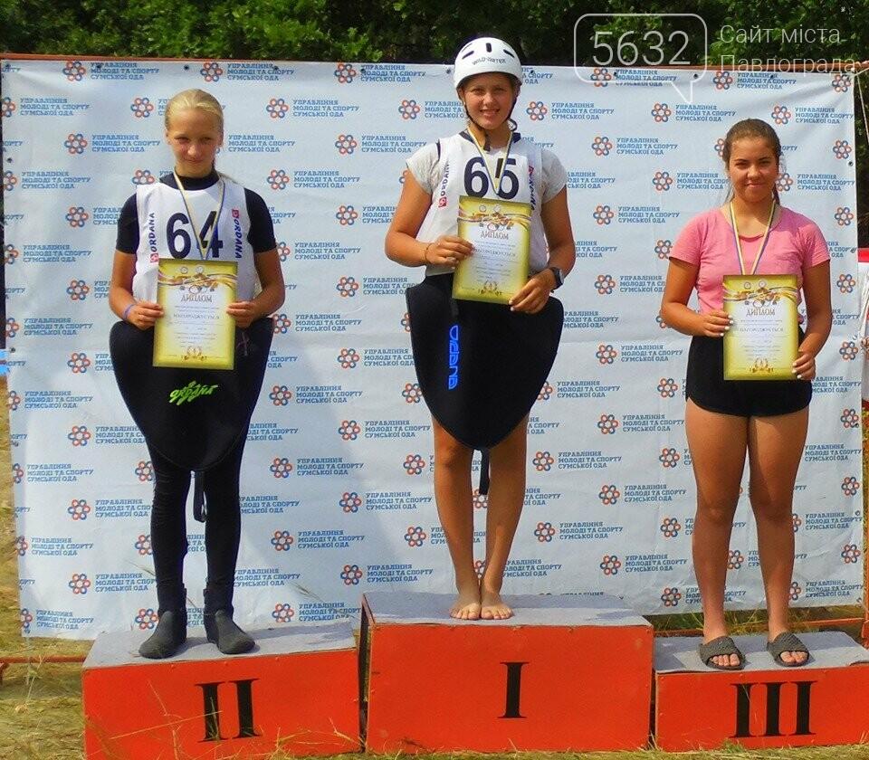 Павлоградские юные спортсмены по гребному слалому заняли 3-е место на Чемпионате Украины, фото-9