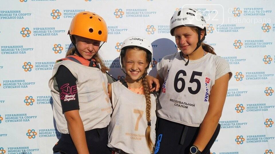 Павлоградские юные спортсмены по гребному слалому заняли 3-е место на Чемпионате Украины, фото-10