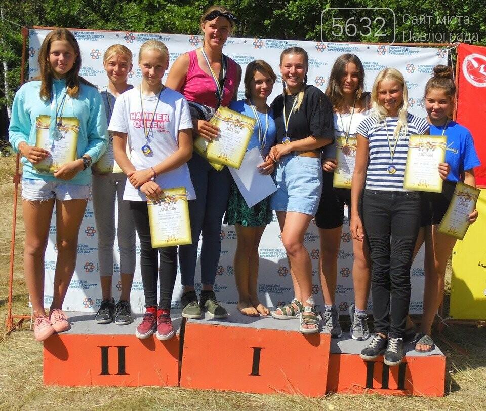 Павлоградские юные спортсмены по гребному слалому заняли 3-е место на Чемпионате Украины, фото-11