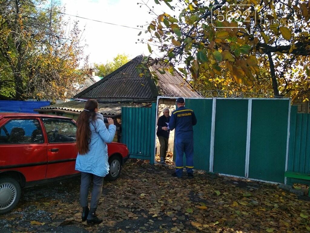 Рятувальники разом із журналістами провели інформаційно-роз'яснювальну роботу з населенням, фото-2
