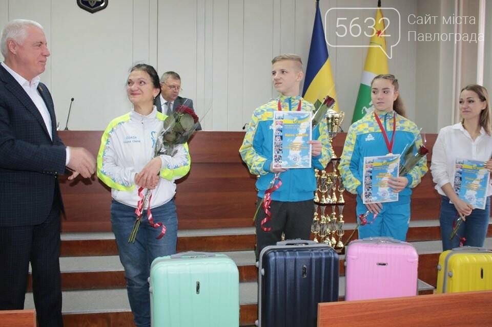 Павлоградських танцюристів привітали із перемогою на Чемпіонаті світу з акробатичного рок-н-ролу, фото-2