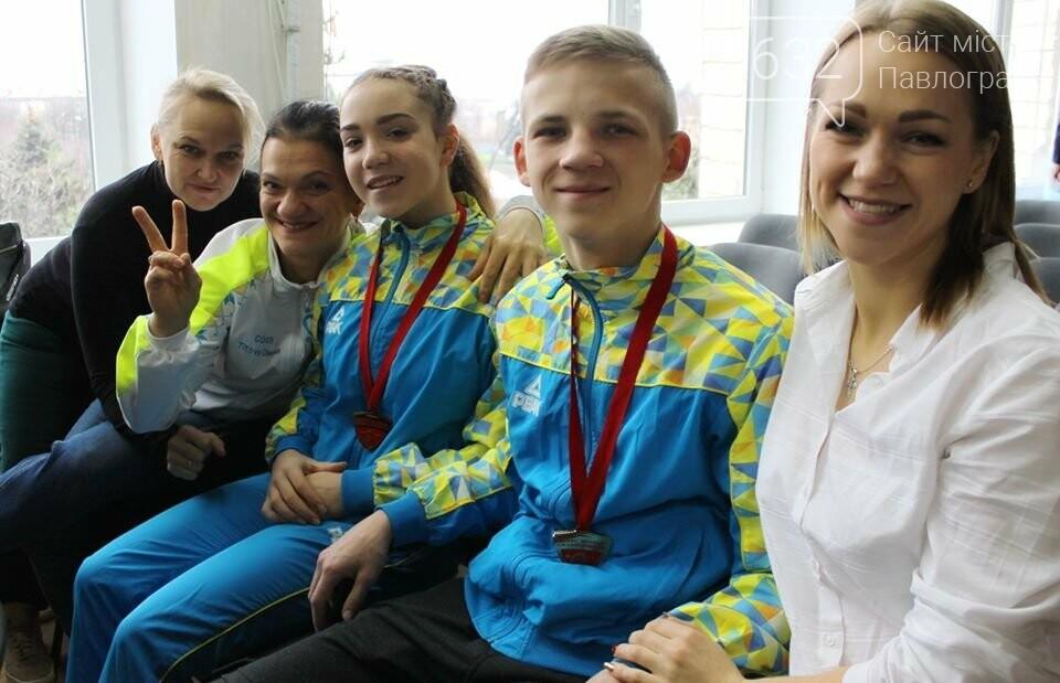 Павлоградських танцюристів привітали із перемогою на Чемпіонаті світу з акробатичного рок-н-ролу, фото-1