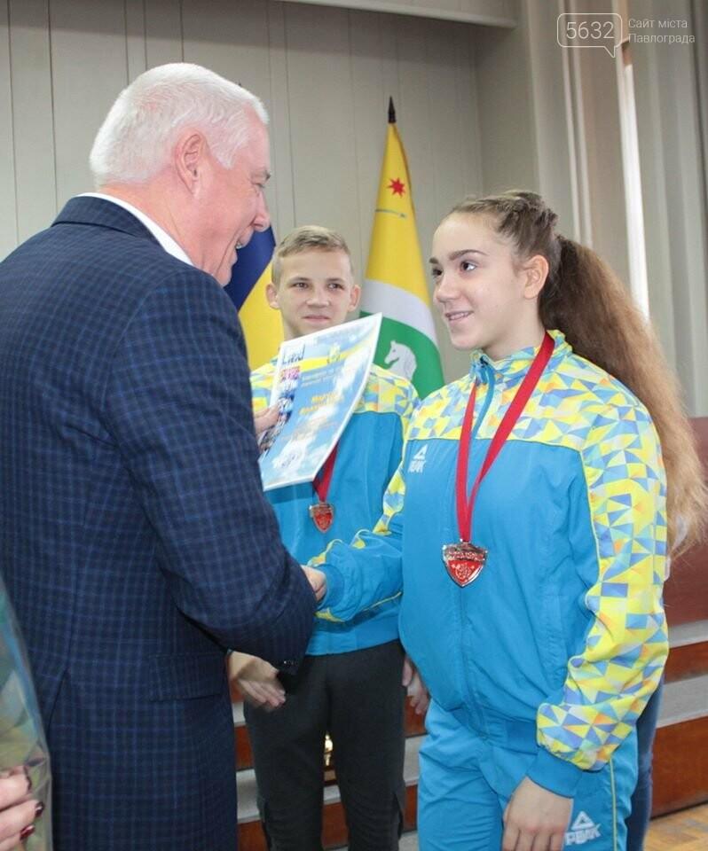 Павлоградських танцюристів привітали із перемогою на Чемпіонаті світу з акробатичного рок-н-ролу, фото-3