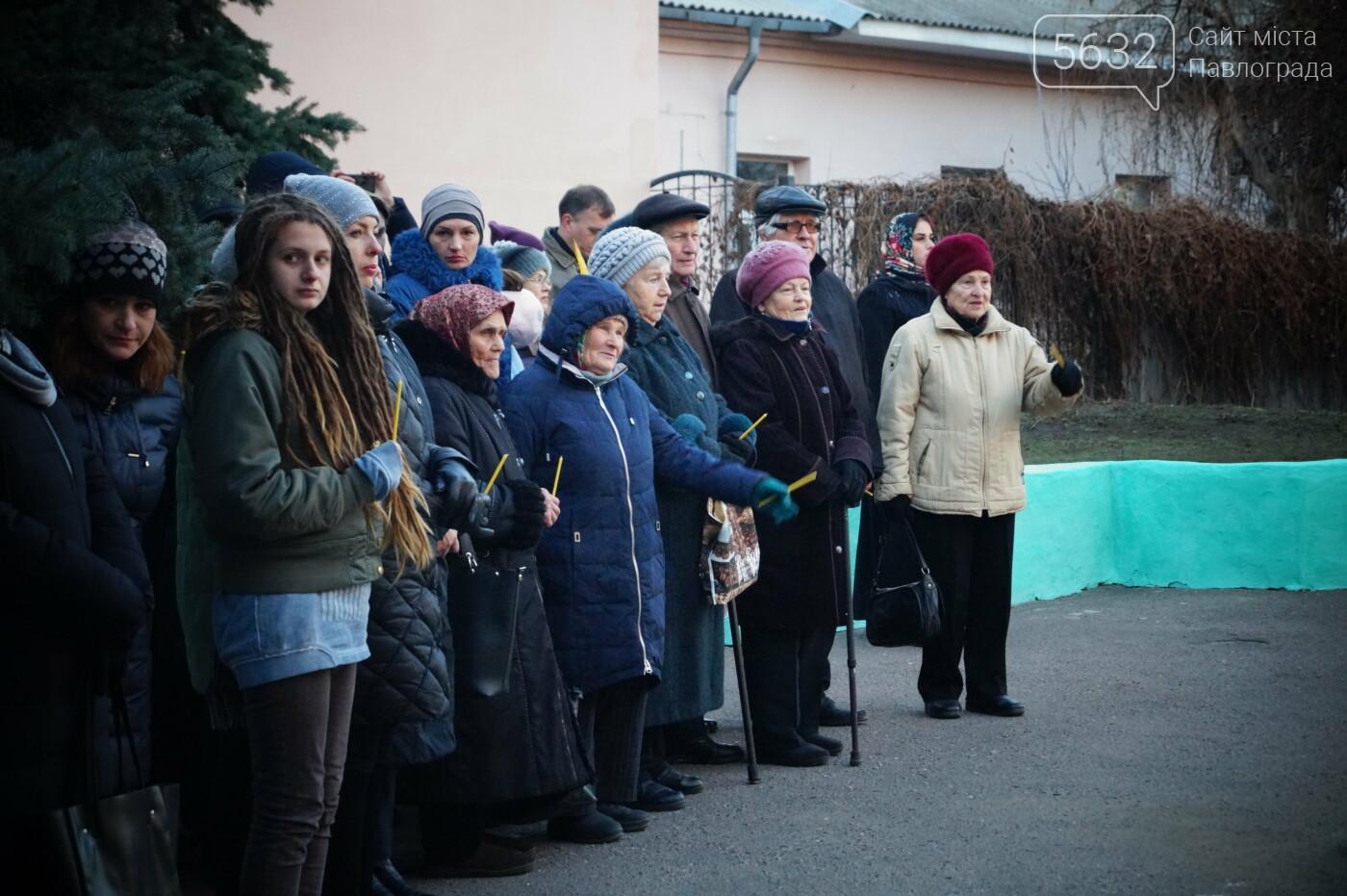 У місті пройшов мітинг пам'яті до Дня вшанування пам'яті жертв голодомору (ФОТОРЕПОРТАЖ), фото-2