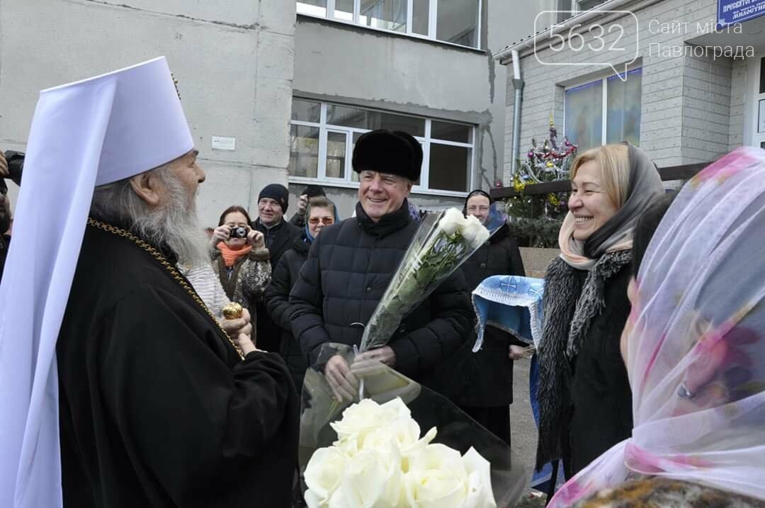 В Павлограде поздравили женщин, родивших малышей на Рождество, фото-1