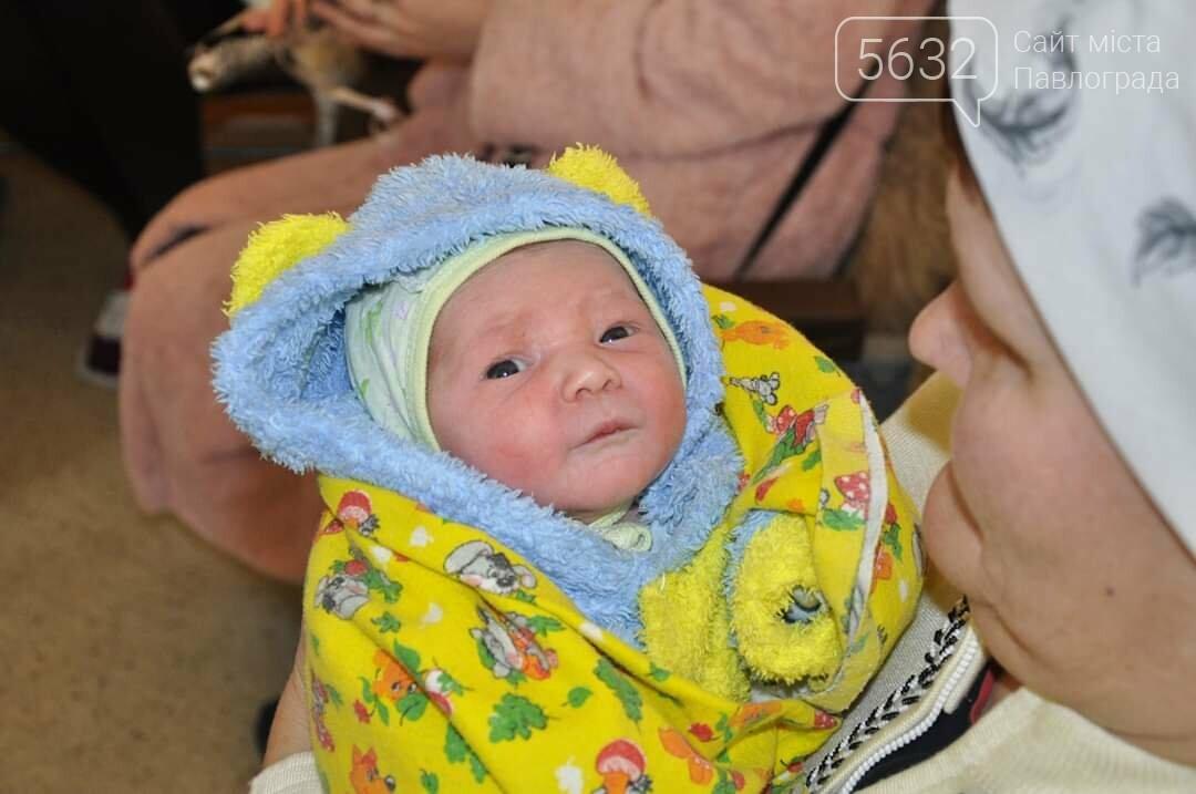 В Павлограде поздравили женщин, родивших малышей на Рождество, фото-4