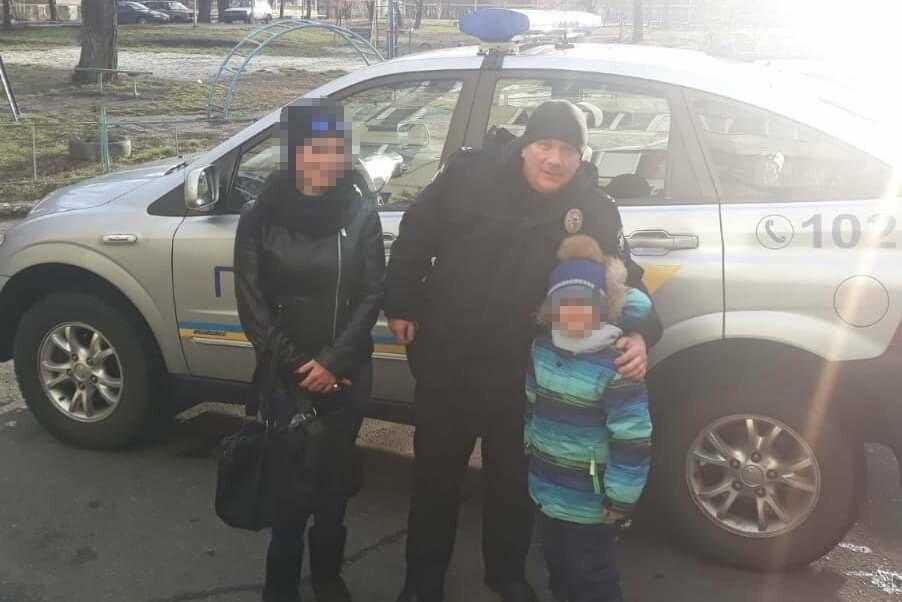 В Першотравенске искали 6-летнего мальчика, убежавшего от старенькой бабушки, фото-1