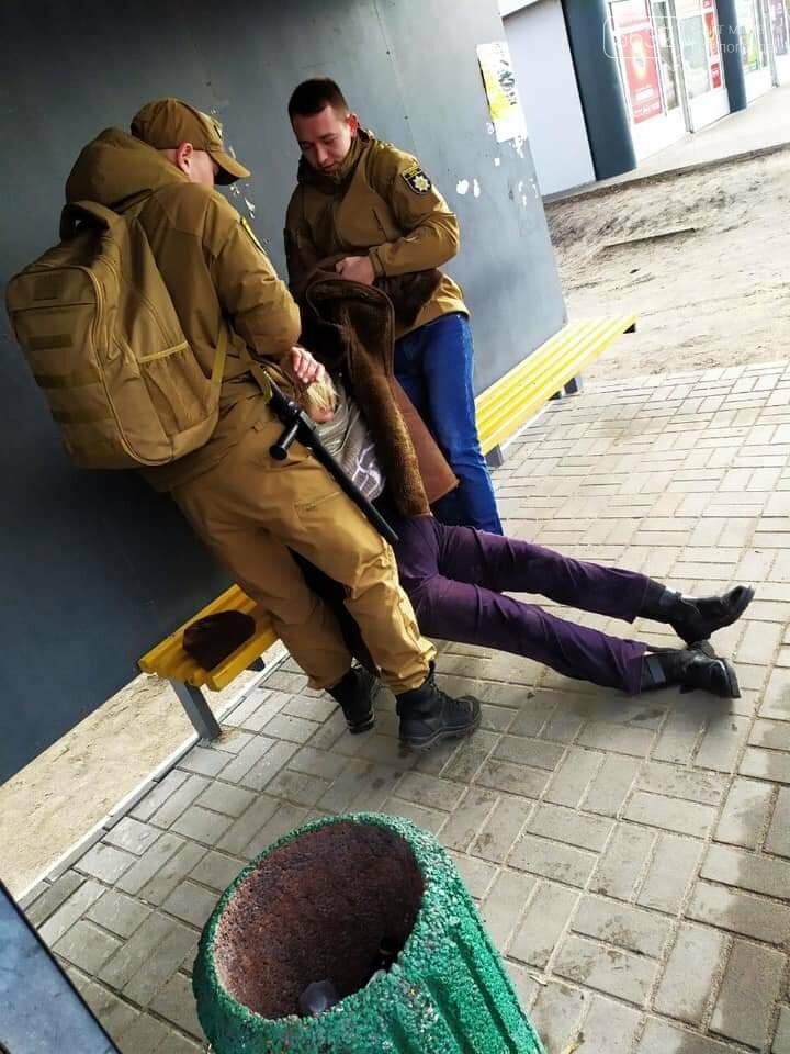 В Павлограде на улице нашли женщину без сознания, фото-2