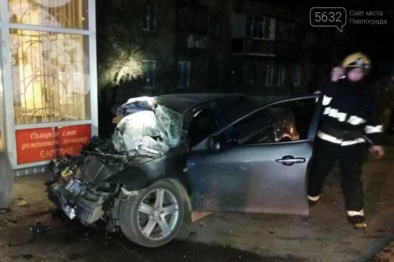 В Павлограде столкнулись легковой автомобиль и рейсовый автобус: есть пострадавшие, фото-2