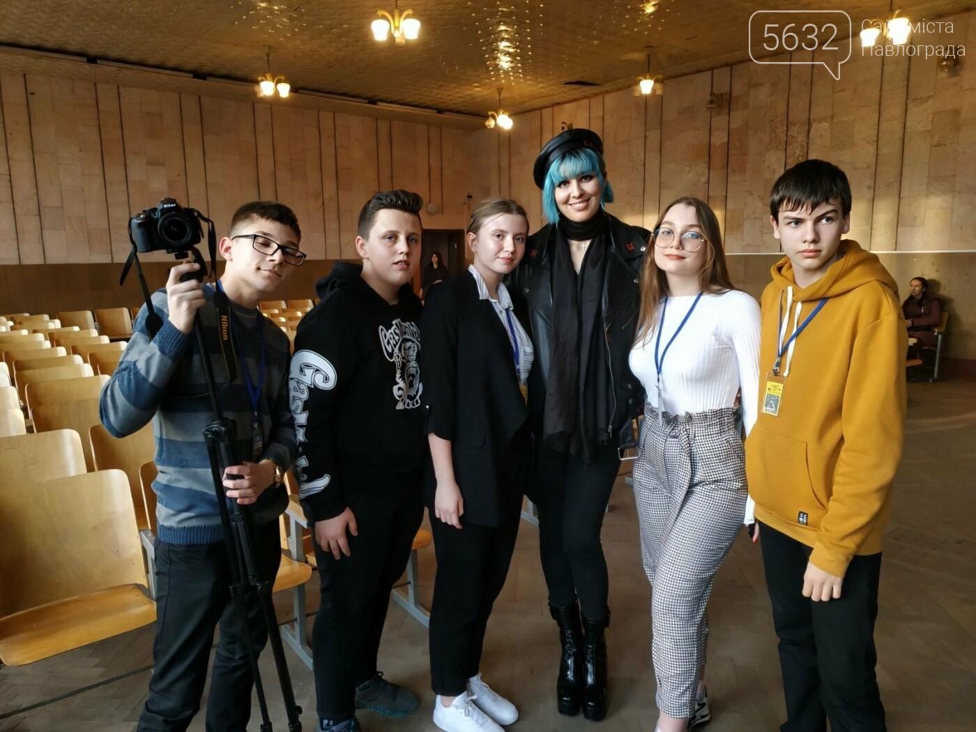 В Павлоград приехала наша популярная землячка – певица MARUV, фото-3