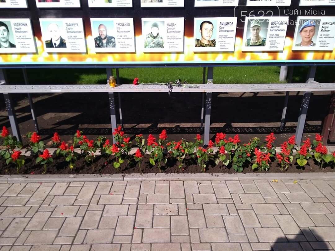 В Павлограде запустили фонтан возле Детского парка и высаживают декоративные цветы, фото-1