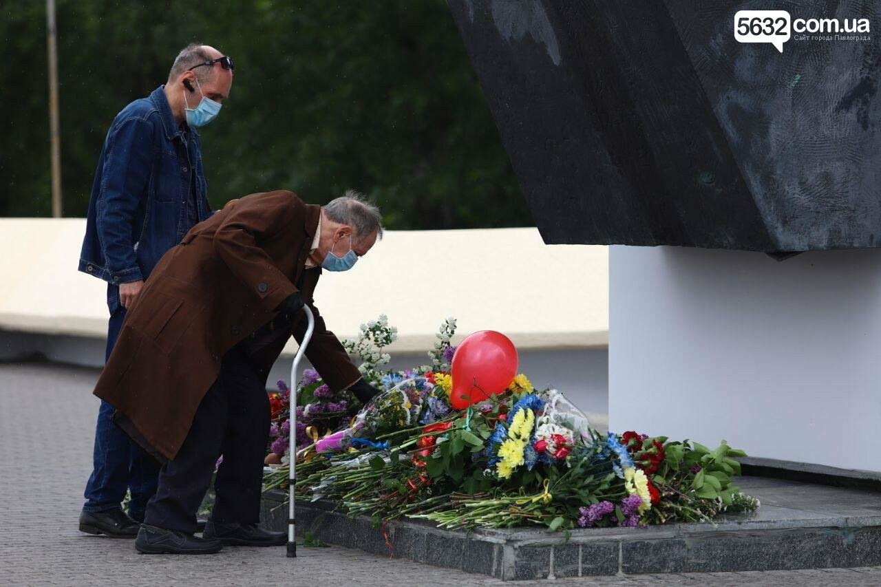 Вилкул в честь 9 Мая организовал в Днепре масштабный автопробег, фото-14