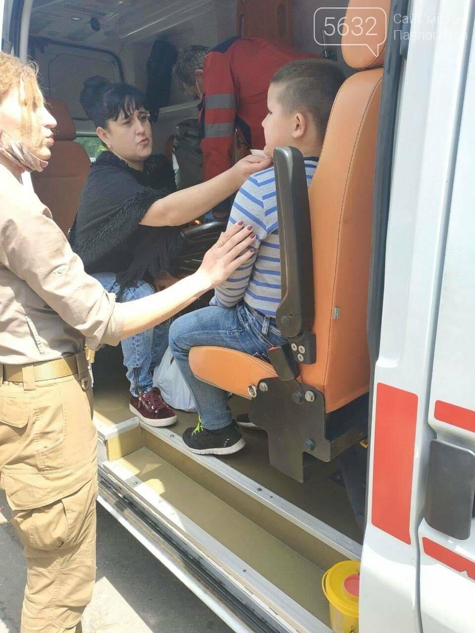 Перебегал дорогу в неустановленном месте: в Павлограде мальчик едва не погиб под колёсами автомобиля, фото-3