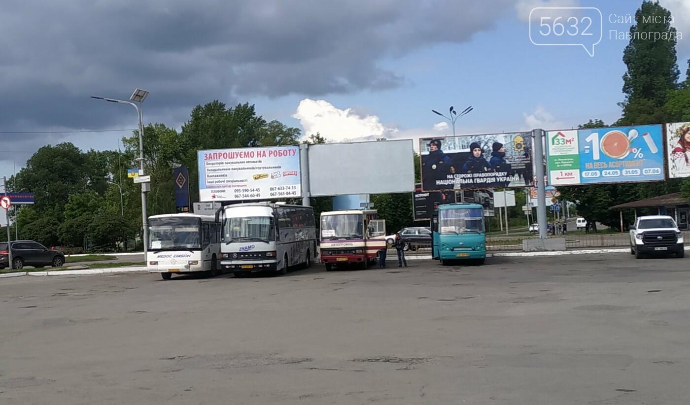 Спустя 2 месяца в Павлограде снова заработала автостанция (ФОТОФАКТ), фото-5