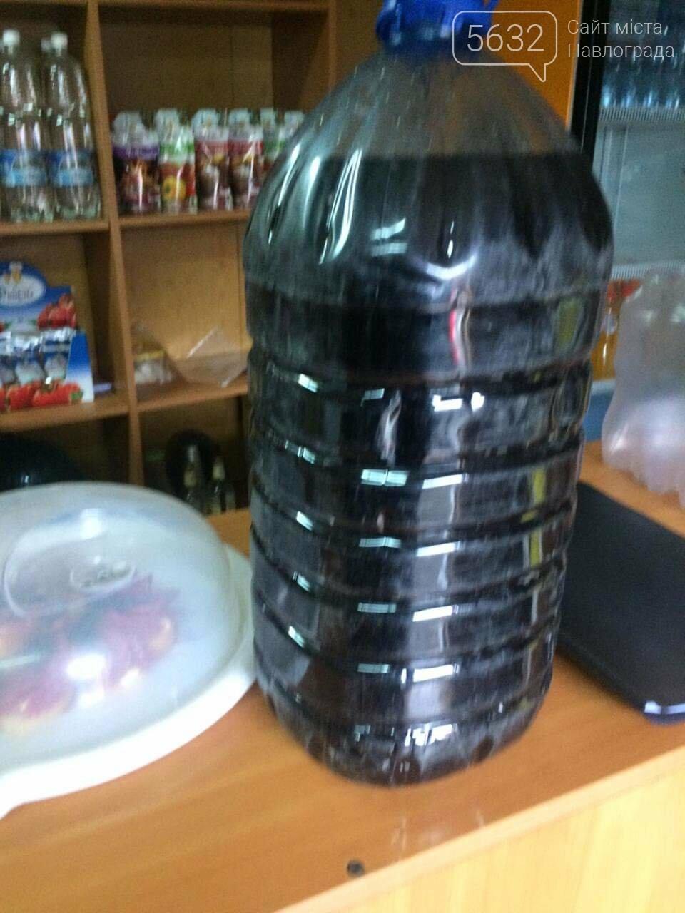 В нескольких магазинах Павлограда продавали водку на разлив и без соответствующих документов, фото-4