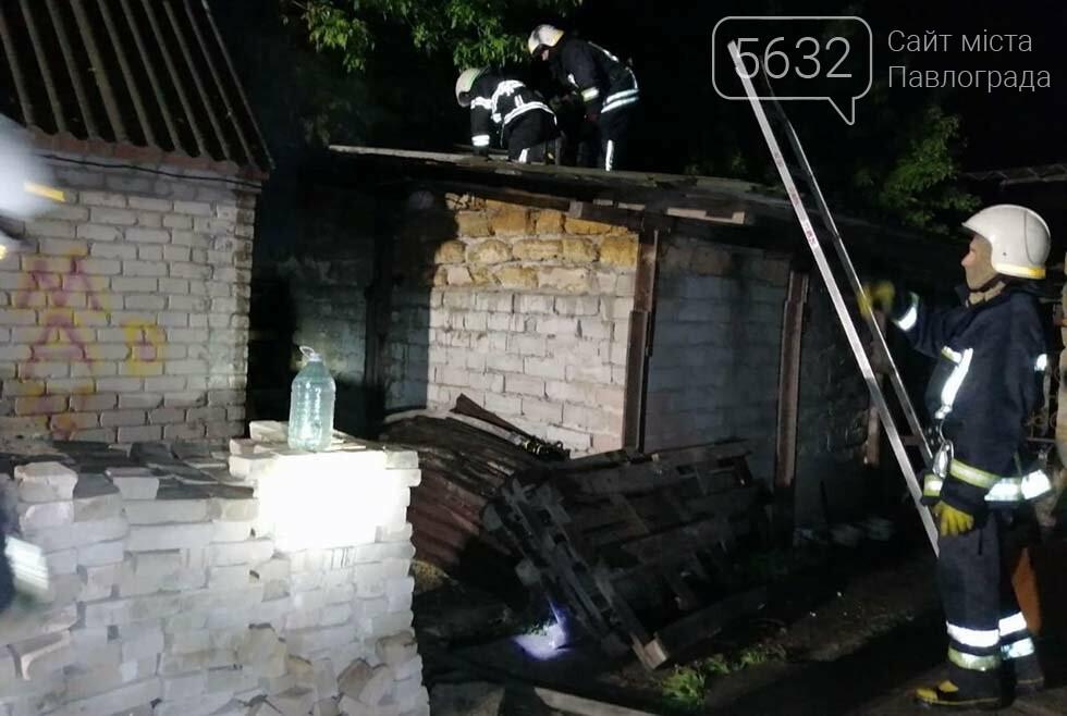 На пожаре в Павлограде обнаружили тело мужчины, фото-3