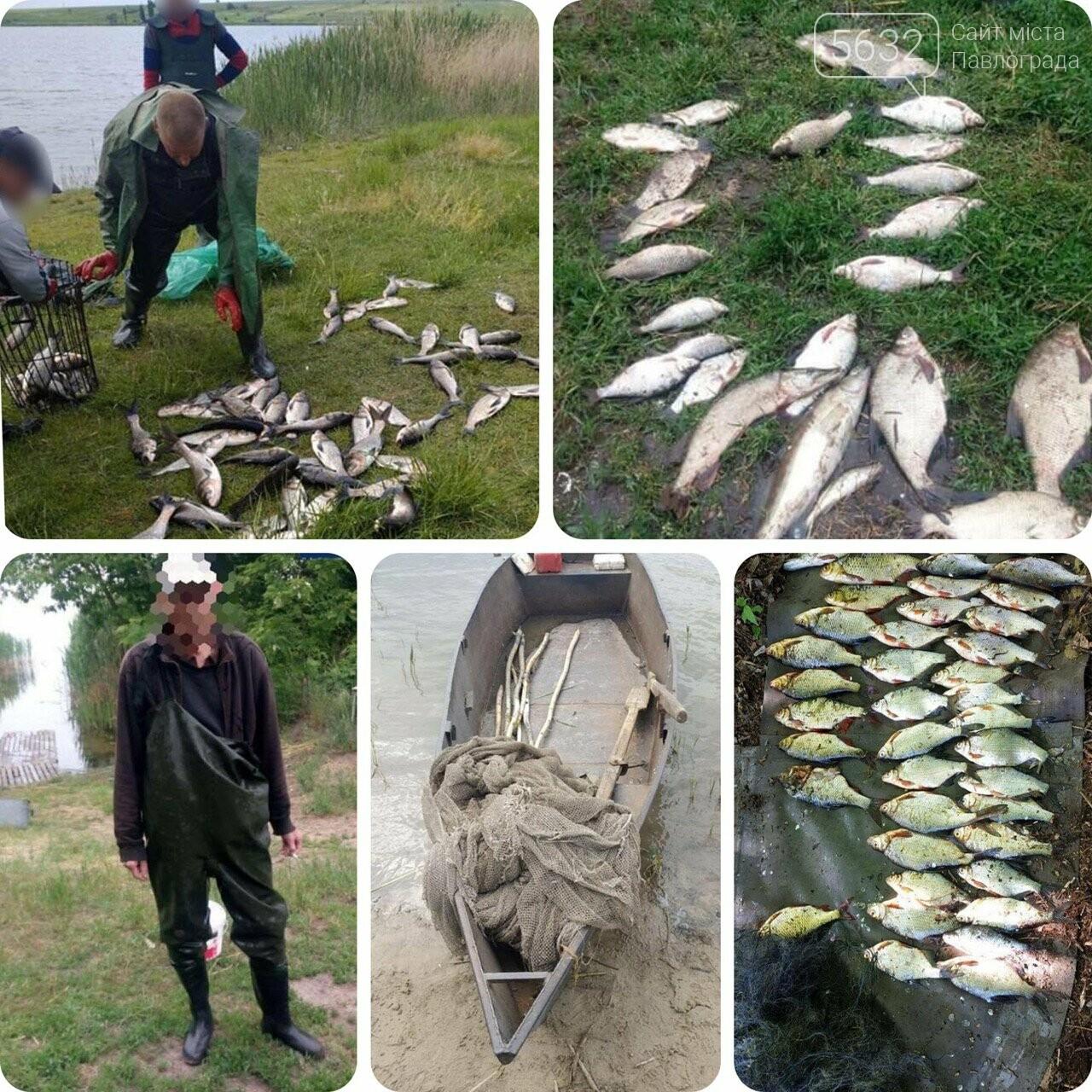 С начала нерестового запрета на Днепропетровщине задержали 748 браконьеров, фото-1