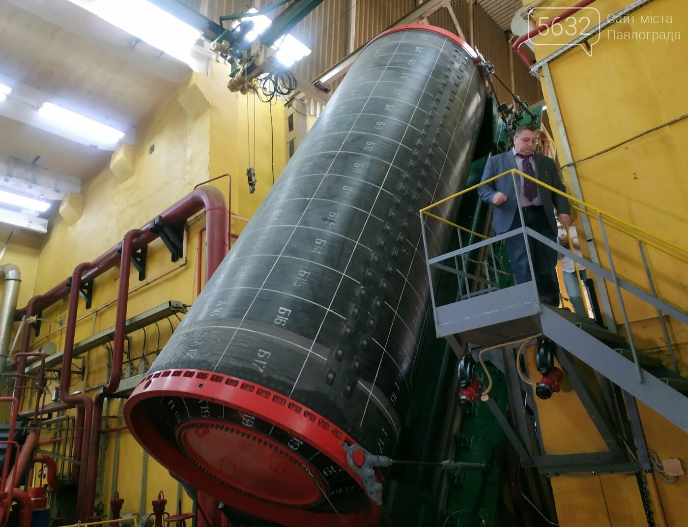 Павлоградский химический завод готовится к возобновлению работ по утилизации ТРТ (ФОТОРЕПОРТАЖ), фото-12