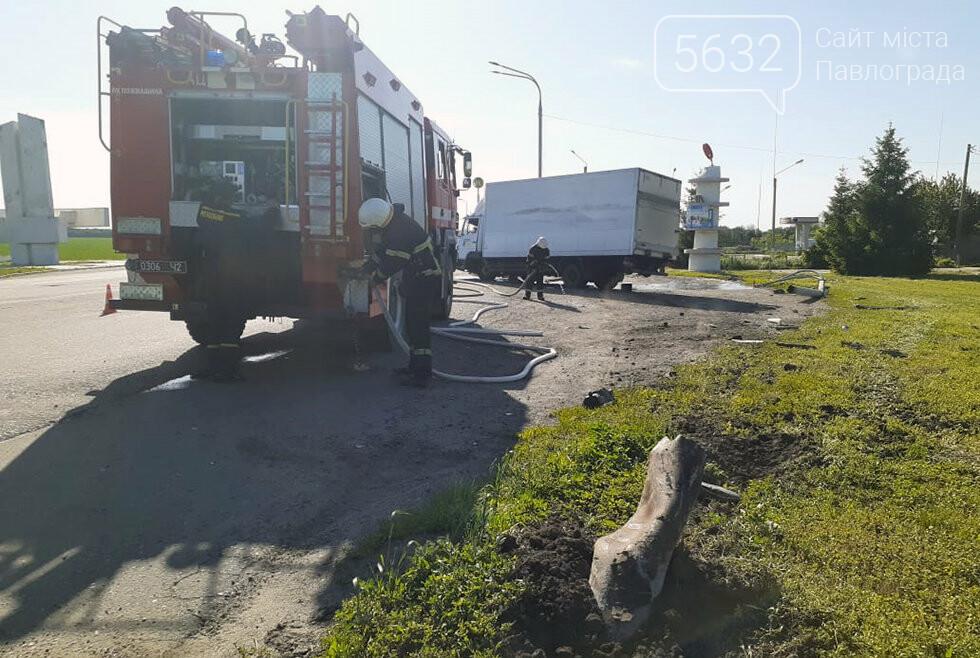 Спасатели Павлограда освободили пассажира из повреждённой кабины автомобиля (ФОТО, ВИДЕО), фото-5