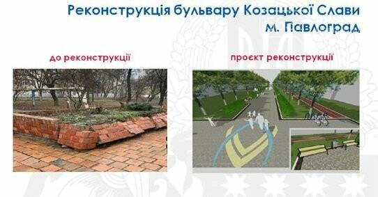 В Павлограде готовятся к реконструкции бульвара Казацкой славы на микрорайоне им. 18 сентября, фото-2