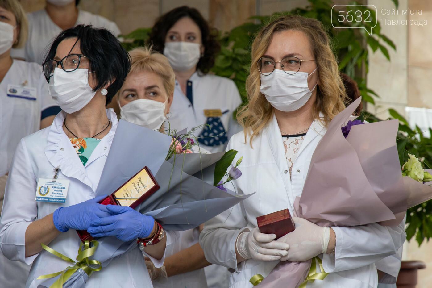 Семейный доктор из Павлограда получила звание «Заслуженный врач Украины», фото-2