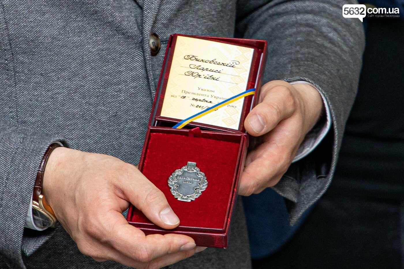 Семейный доктор из Павлограда получила звание «Заслуженный врач Украины», фото-5