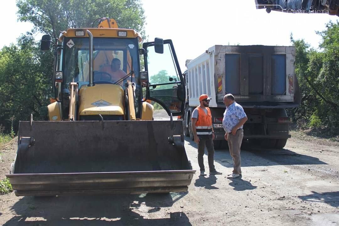 Вскоре шахтёры Западного Донбасса будут ездить на работу по новой дороге, фото-1