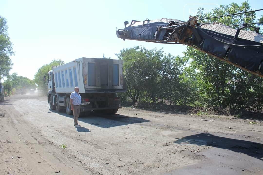 Вскоре шахтёры Западного Донбасса будут ездить на работу по новой дороге, фото-2