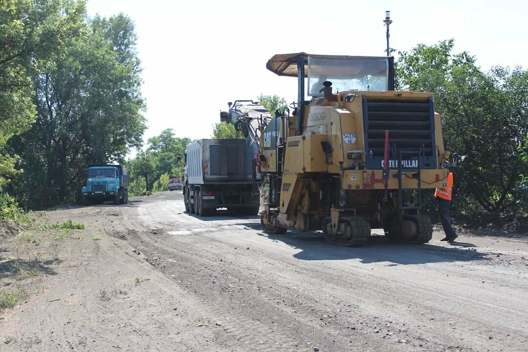 Вскоре шахтёры Западного Донбасса будут ездить на работу по новой дороге, фото-3